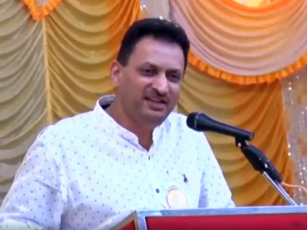 Secularists does not have father-mother's blood identification: Anant Kumar Hegde