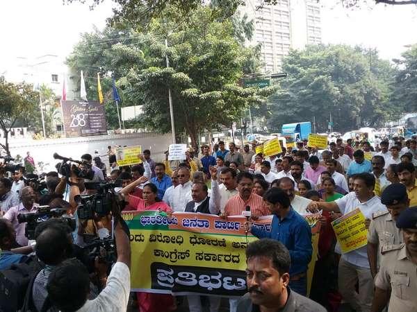 Paresh Mesta Death Bjp Leaders Request Governmert For Impartial Investigation