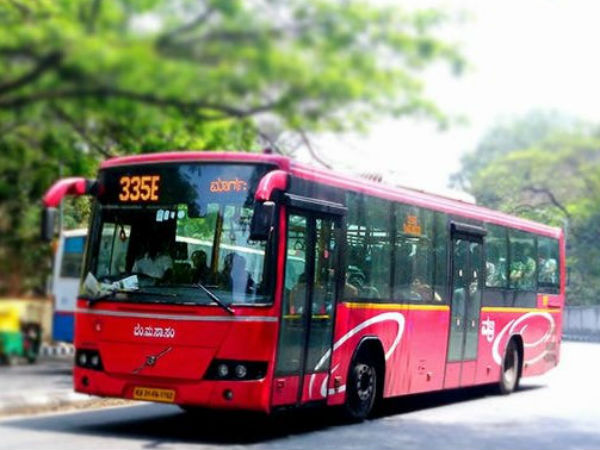 BMTC travelling become cashless