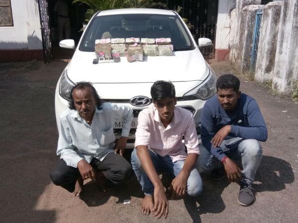 Crore Rupees Cash Seized By Police In Mangaluru