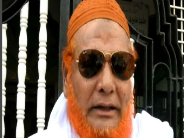 A complaint filed against Muslim Maulvi who compared Ganesh Pete to Pakistan