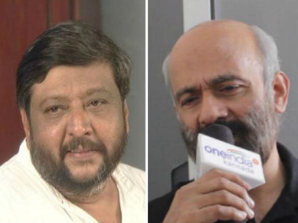 Ravi Belagere Call As Sunny Leone Of Kannada Cultural World Agni Sridhar