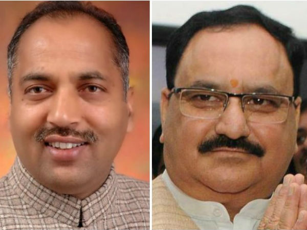 Jairam Thakur and JP Nadda are the frontrunners for the Himachal Pradesh CM post