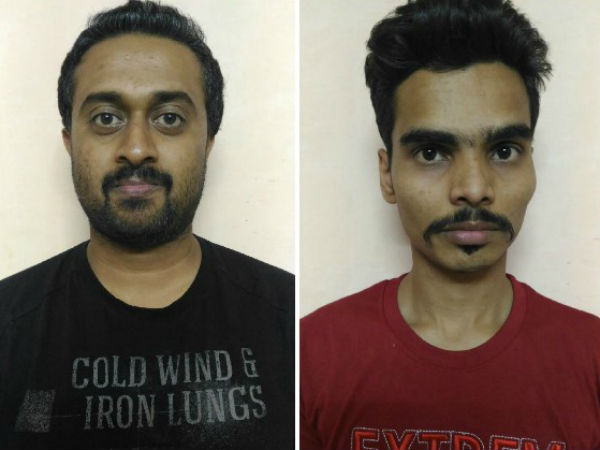 Mangalore Anti-rowdy Squad busts Drug Racket, 2 Peddlers Arrested