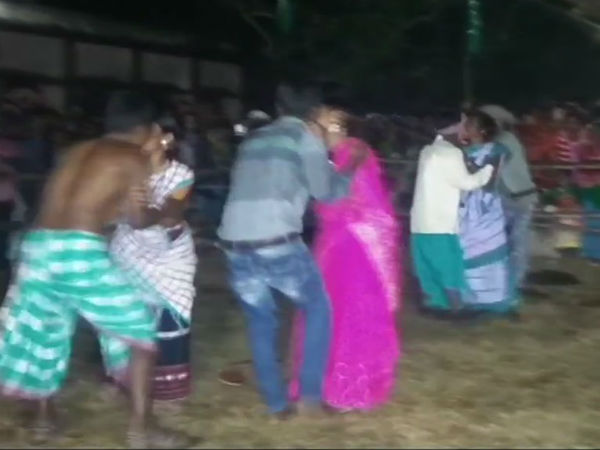 This kissing contest in Jharkhand kicks up political storm