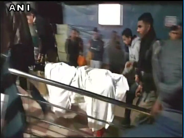 Crpf Soldier Kills Four Colleagues In Chhattisgarh
