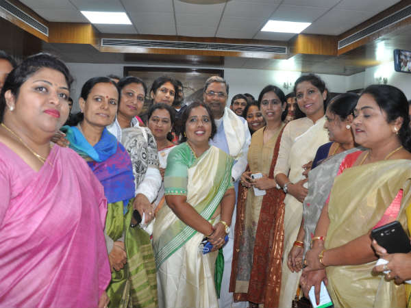 Congress women demand ticket for Karnataka assembly election