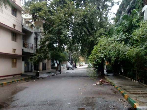 Ockhi Cyclone Heavy Spell Of Showers In Bengaluru