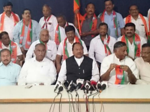 BJP will return to power in 2018 assembly elections says KS Eashwarappa
