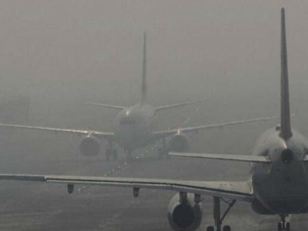 Fog delays Bengaluru Flights