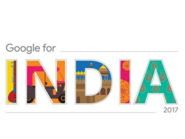 Search Engine Giant Google For India Event Highlights New Delhi