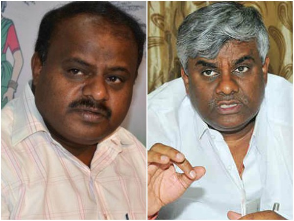 "Kumaraswamy says ""I and revanna only contesting elections from the family'"