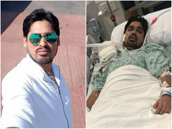 Hyderabad Student Shot At In Chicago