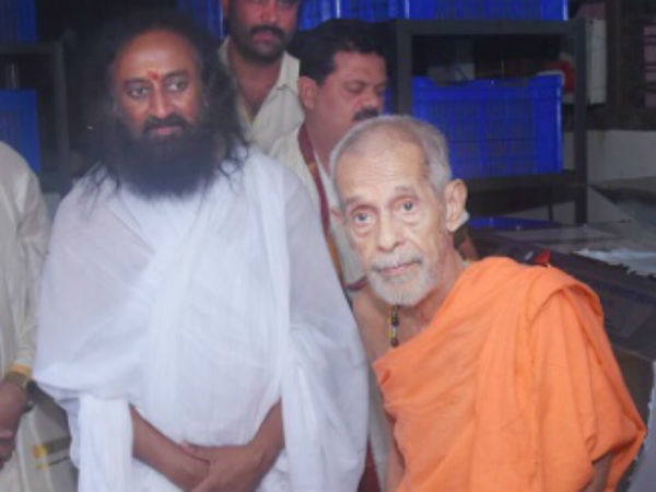 We will respect all opinion on Ram Mandir Issue : Ravi Shankar Guruji