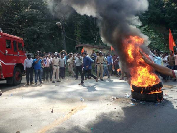 ಮುಸ್ಲಿಂ ಯುವಕ ನಾಪತ್ತೆ: ಮತ್ತೆ ಹೊತ್ತಿಕೊಂಡ ಹೊನ್ನಾವರ