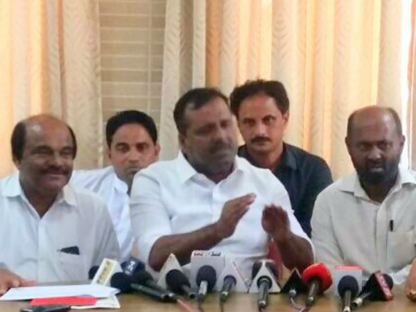 U.T. Khader slams groups opposing Prakash Rai for Karavali Utsav inauguration