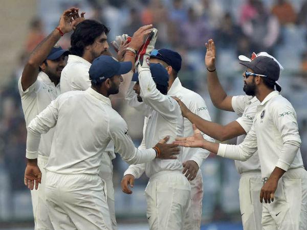 rd Test India Vs Sri Lanka Fourth Day Match Report
