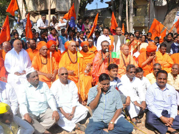 Kanataka Government to take final call on Separate Lingayat religion recommendation