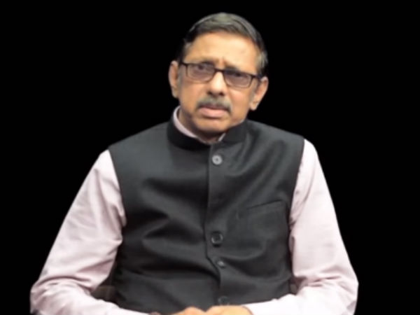 A Surya Prakash re-appointed Prasar Bharati chief