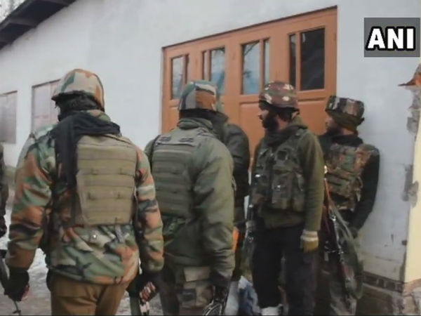 Two terrorists killed in Shopian encounter in Jammu and Kashmir