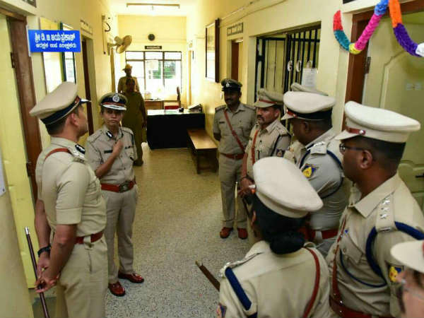 Soon all police stations to have reception desk
