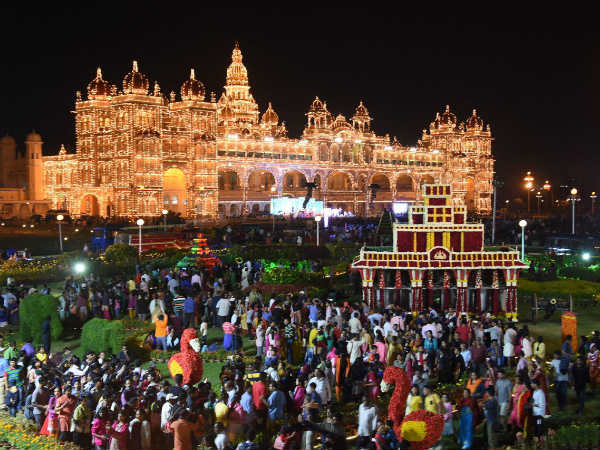 Mysuru winter festival attracts tourists