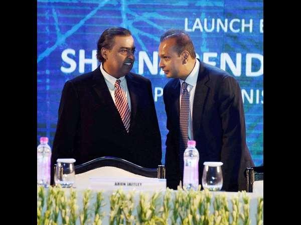 Points Of Anil Mukesh Ambani Reliance Communication Deal