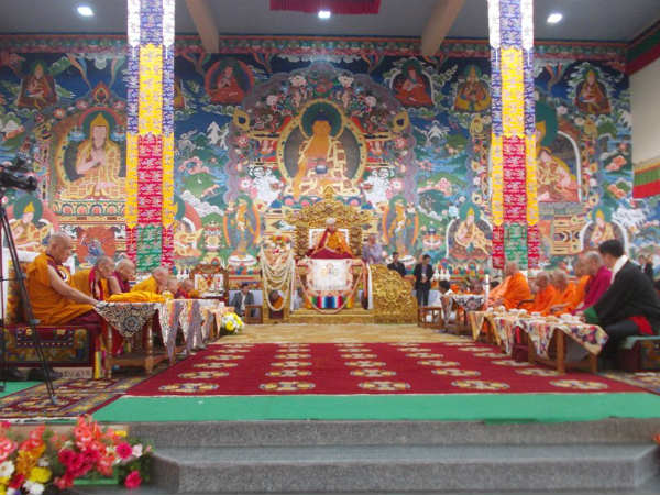 Tibetians Must Be Grateful To India Dalai Lama In Mysuru