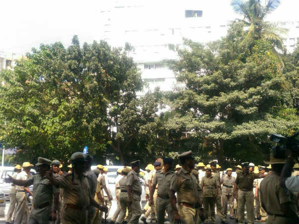 Mahadayi issue: Farmers protest rally in Bengaluru updates
