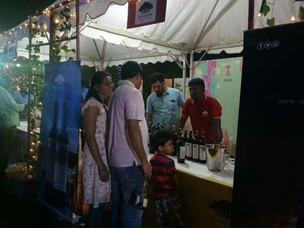 International Wine Festival At Mangaluru