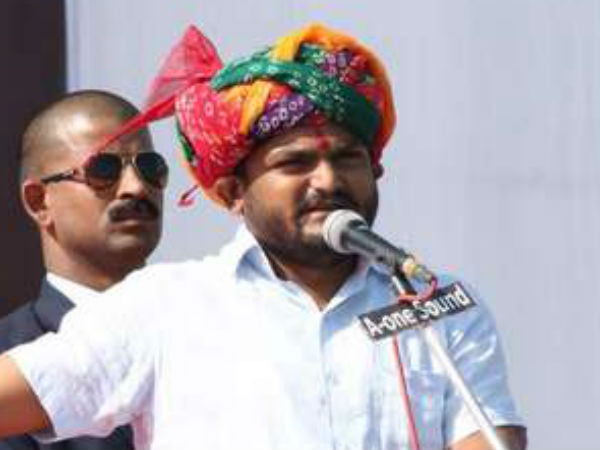 Hardik Patel Emerges As Strongest Patidar Leader After Keshubhai Patel