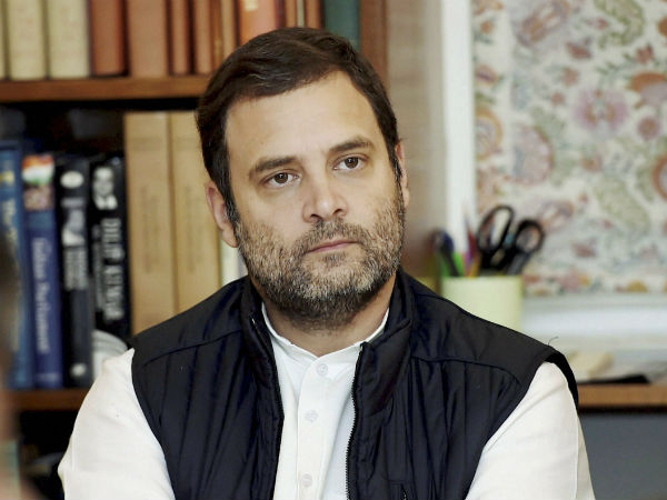 Major Challenges Before Congress President Rahul Gandhi