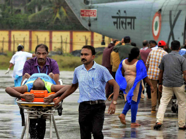 531 fishermen rescued off Kerala, Laskhadweep coasts