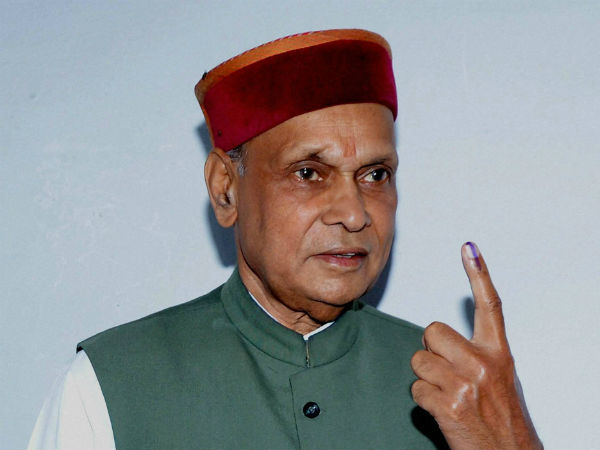 BJP to pick new Himachal Pradesh CM today, pro- and anti-Dhumal groups raise slogans