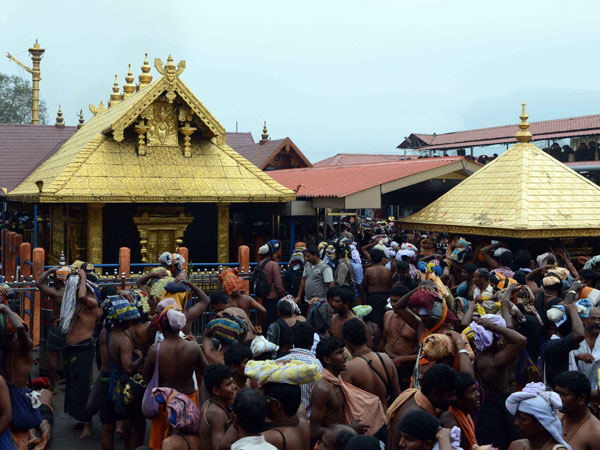 Sabarimala Ayyappa temple Gets 101 Crores revenue Collection During Ongoing Festival