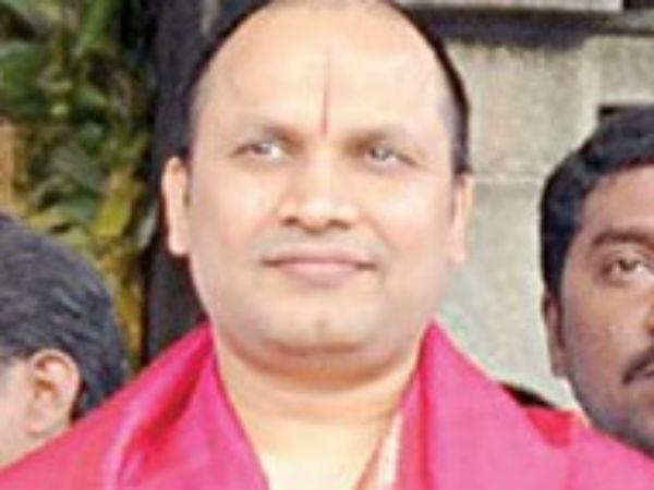 Tamil Nadu Diary Gate Mining Baron Sekar Reddys Diary Makes Stunning Claims