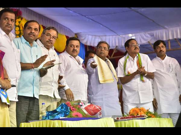 Cm Siddaramaiah Lambasted On Yeddyurappa
