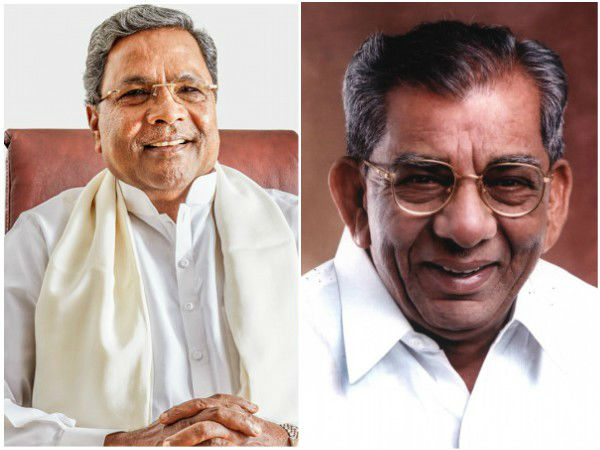 Why Did Siddaramaiah Stayed At Shamanurs House