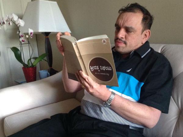 Kannada Columnist Srivathsa Joshi Book Release Bengaluru