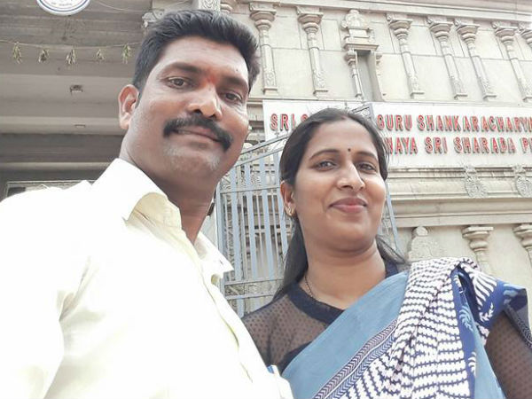 My Husband Is Not Having Illegal Affair We Need Protection Suchitha Sunil Heggaravalli