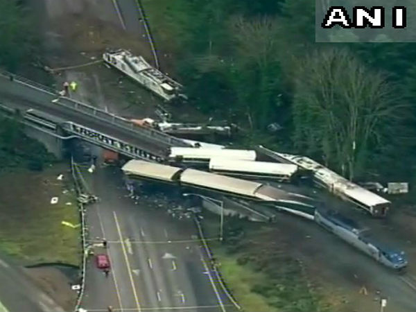 An Amtrak Passenger Train Traveling On A New Route For The First Time Derailed In Washington