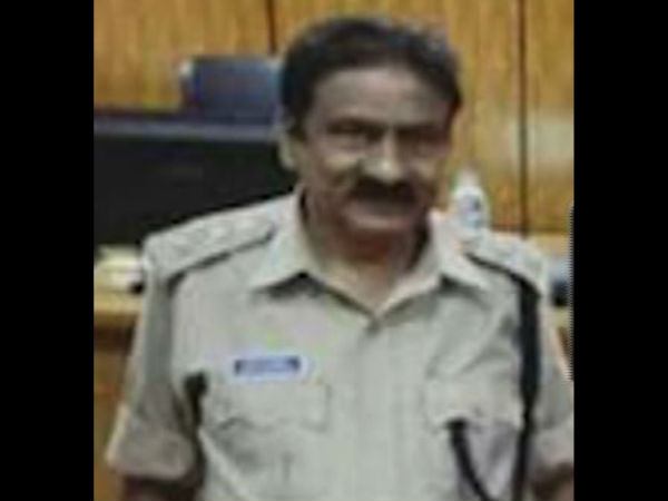 A DySP on duty collapsed and died due to heart attack in Chikkamagaluru