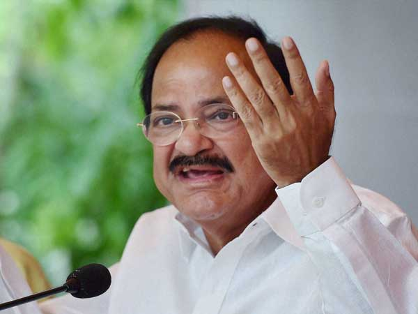If not mother, will you salute Afzal Guru? Venkaiah Naidu