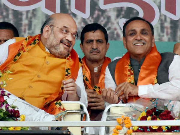 Gujarat elections 2017: BJP set for massive victory, predicts Times Now-VMR survey