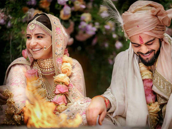 Virat Kohli And Anushka Sharma Are Married Now