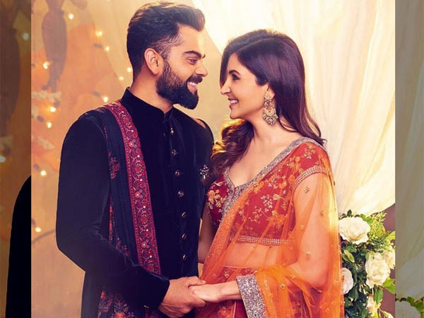 A Tweet Wishing Virat Kohli Anushka Sharma Went Viral