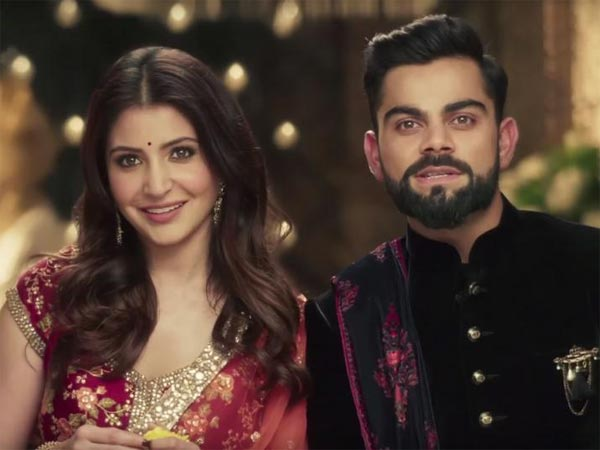 Cricketers Actors Congratulate Virat Anushka As They Officially Turn Virushka