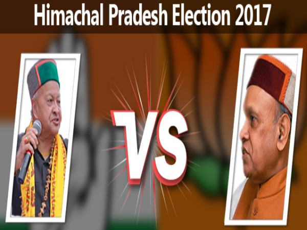 Himachal Pradesh Elections Results Vs Exit Polls