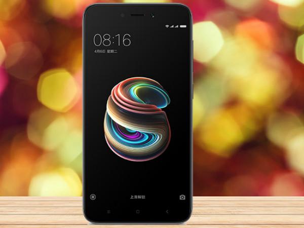 Xiaomi Launches Desh Ka Smartphone Redmi 5a