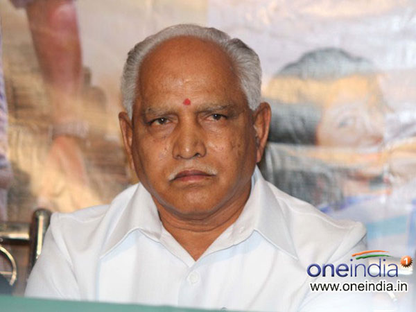 Yadagiri : Yeddyurappa lambasted on congress